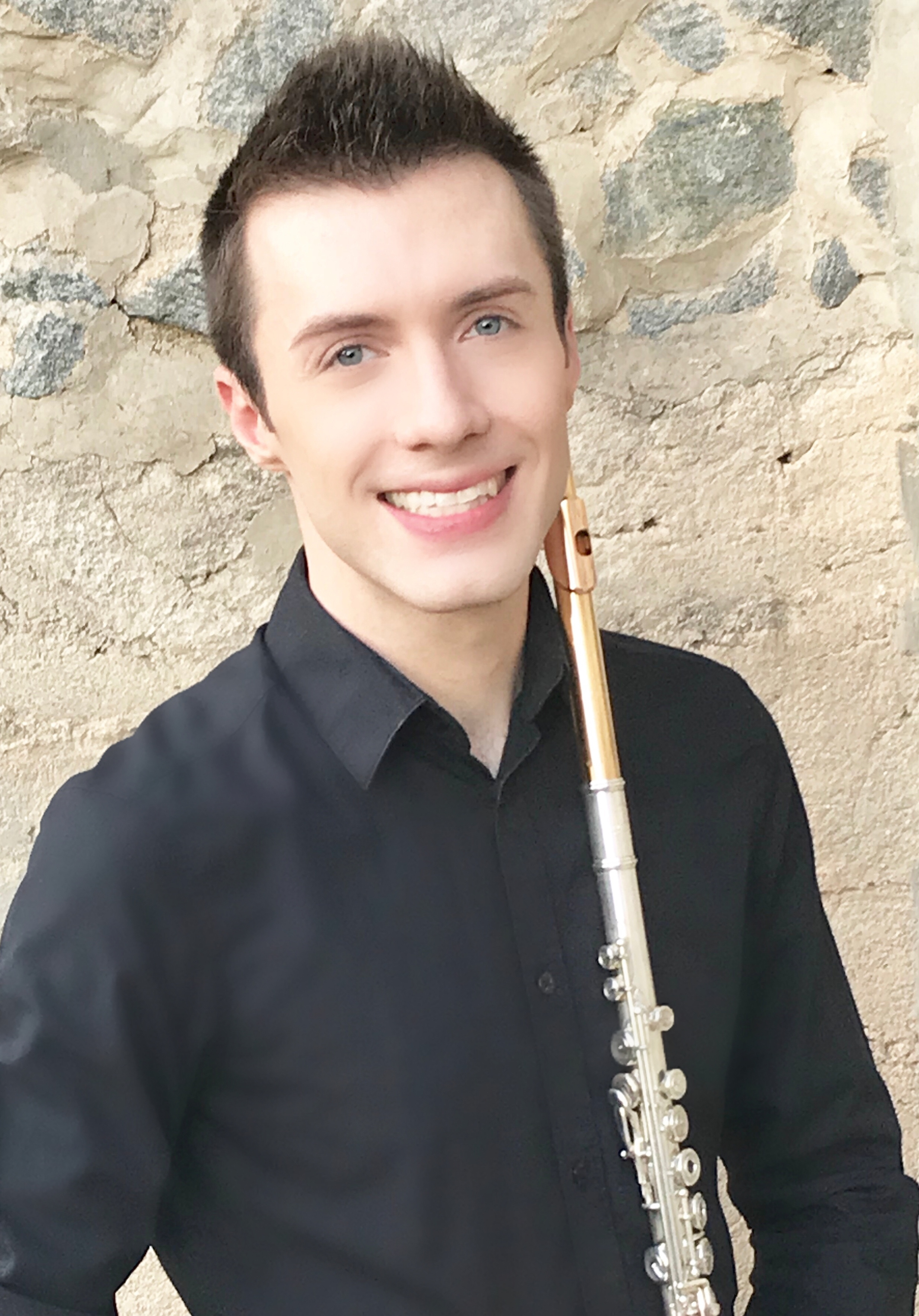 Scott Kemsley, Principal Flute – New York City Ballet